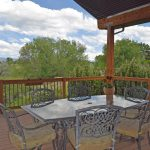 Patio View 62768 North Star Dr, Montrose, CO 81403 - Atha Team Luxury Home