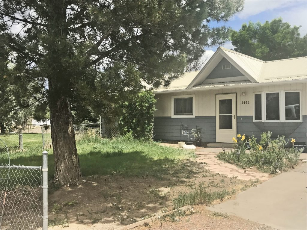 13472 L Rd Montrose Colorado House for Sale with Acreage, Irrigation and Mature Trees - Atha Team Keller Williams Realtor