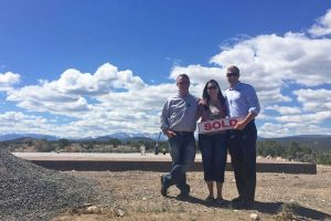 Daren and Jody Sold a Home with the Atha Team to Buy Land and Build a Home
