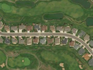 Google Satellite view of prime real estate property - Atha Team agents