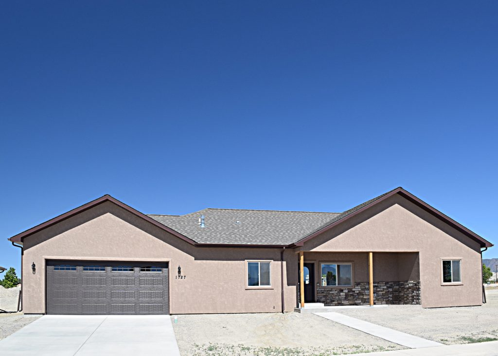 1727 Galaxy Dr Montrose Colorado 81401 - Serenity Homes New Build for Sale