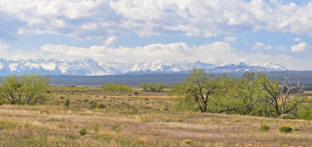 Lot 5 Hawthorne Ln Montrose CO 81403 Land for Sale Mountain Views - Atha Team Real Estate