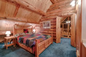 941 Hampton Rd Gunnison, CO 81230 Hand Peeled Log Cabin on 5 Acres for Sale - Atha Team Real Estate