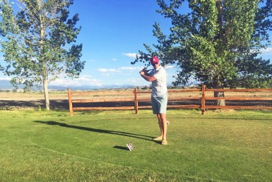 Retiring in Colorado finding golf real estate property
