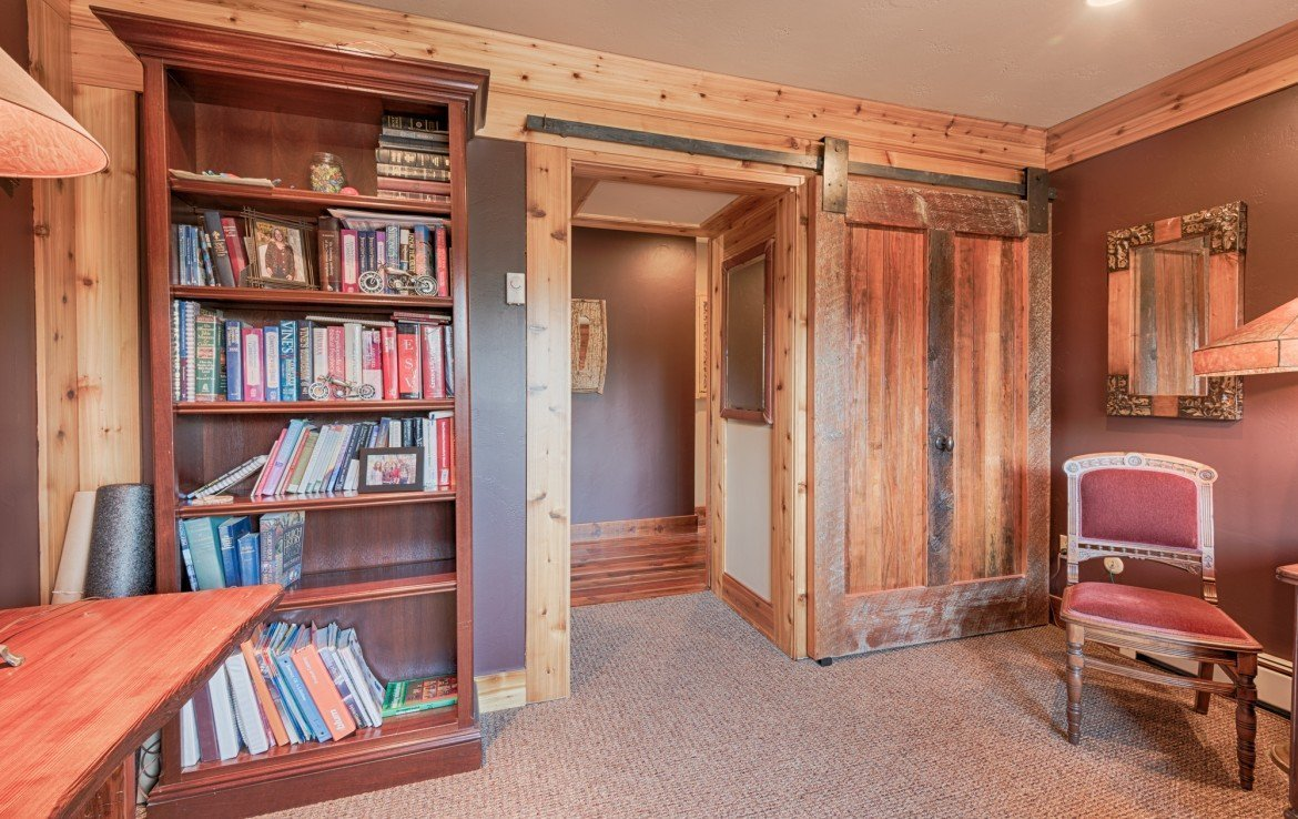 112 Lupine Ln Ridgway Colorado Home for Sale with 2 Acres and Garage -Den - Atha Team Realtor