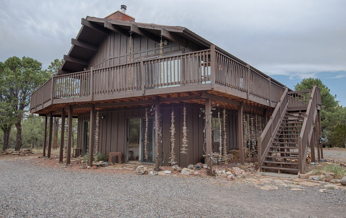 112 Lupine Ln Ridgway Colorado Home for Sale with 2 Acres and Garage - Atha Team Realtor