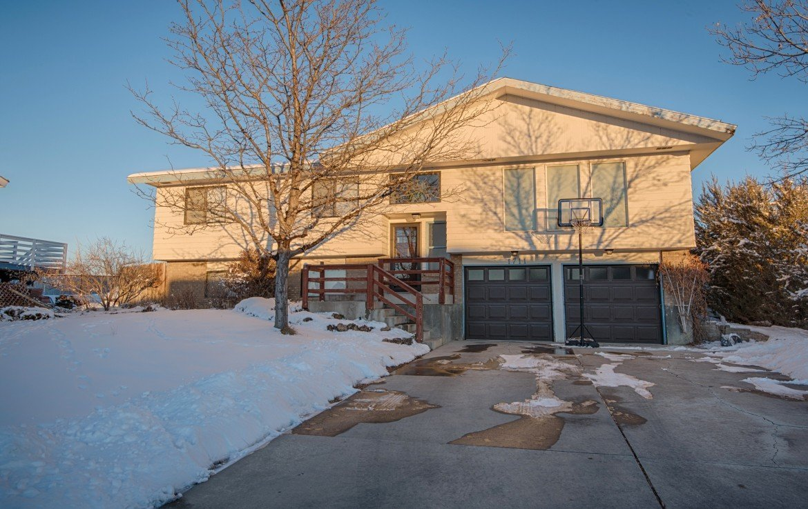 1711 Leeds Ave Montrose, CO 81401 - 4 Bedroom Split Level Home for Sale with Walk Out Basement - Atha Team Real Estate Agents