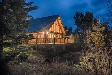 Cimarron Colorado Mountain Cabin for Sale - Atha Team Realty