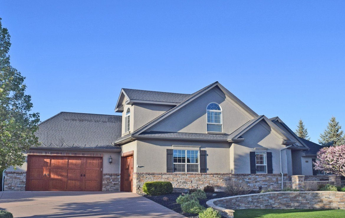 3 Car Heated Garage - 451 Cobble Dr. Montrose, CO 81403 - Atha Team Residential Real Estate