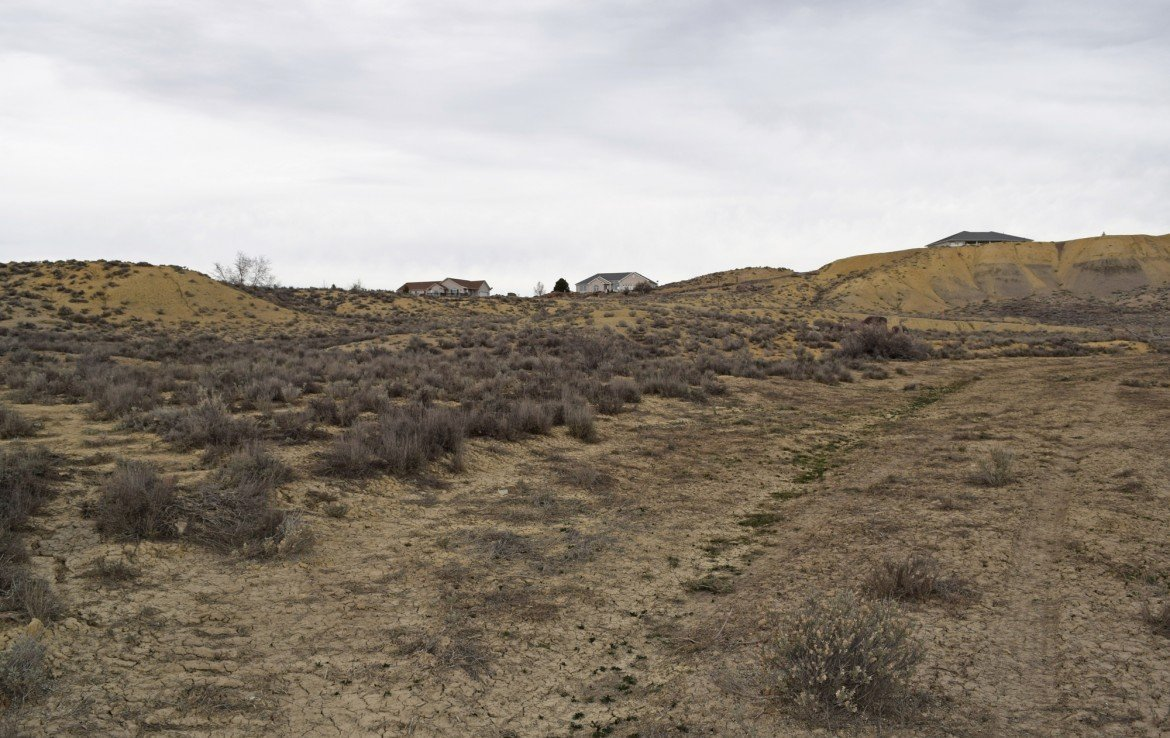 Gently Rolling Acreage For Sale - Lot 2 Olympus Way Montrose, CO 81401