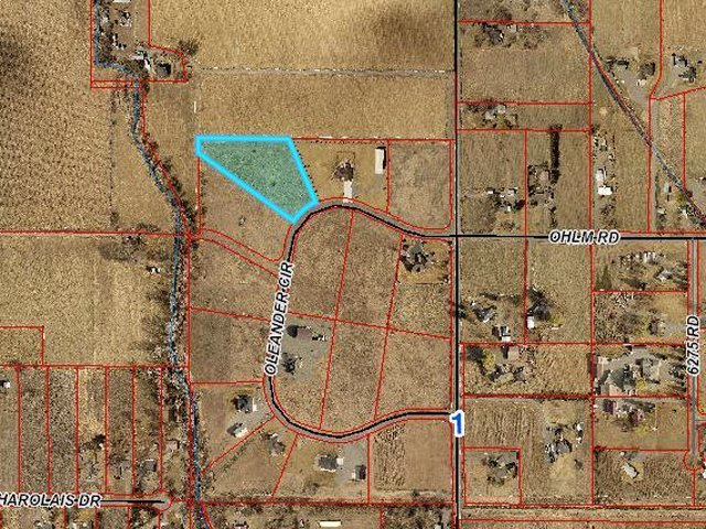 Aerial View - Lot 3 Oleander Circle Montrose, CO 81403