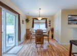 New Hardwood Flooring in Dining Room - 1023 Deer Trail Montrose Real Estate - Atha Team