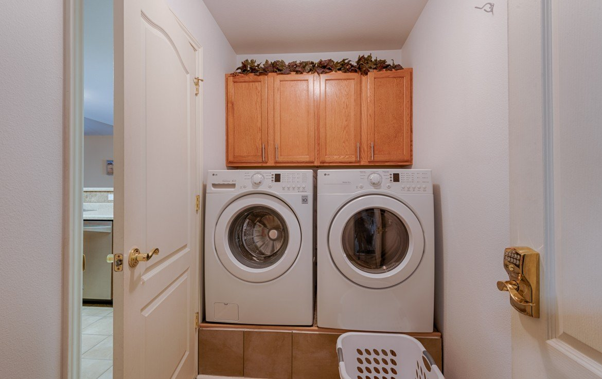 Laundry Room - 1023 Deer Trail Montrose Real Estate - Atha Team