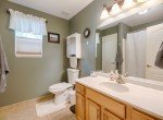 Master Bath with Tiled Flooring - 1023 Deer Trail Montrose Real Estate - Atha Team