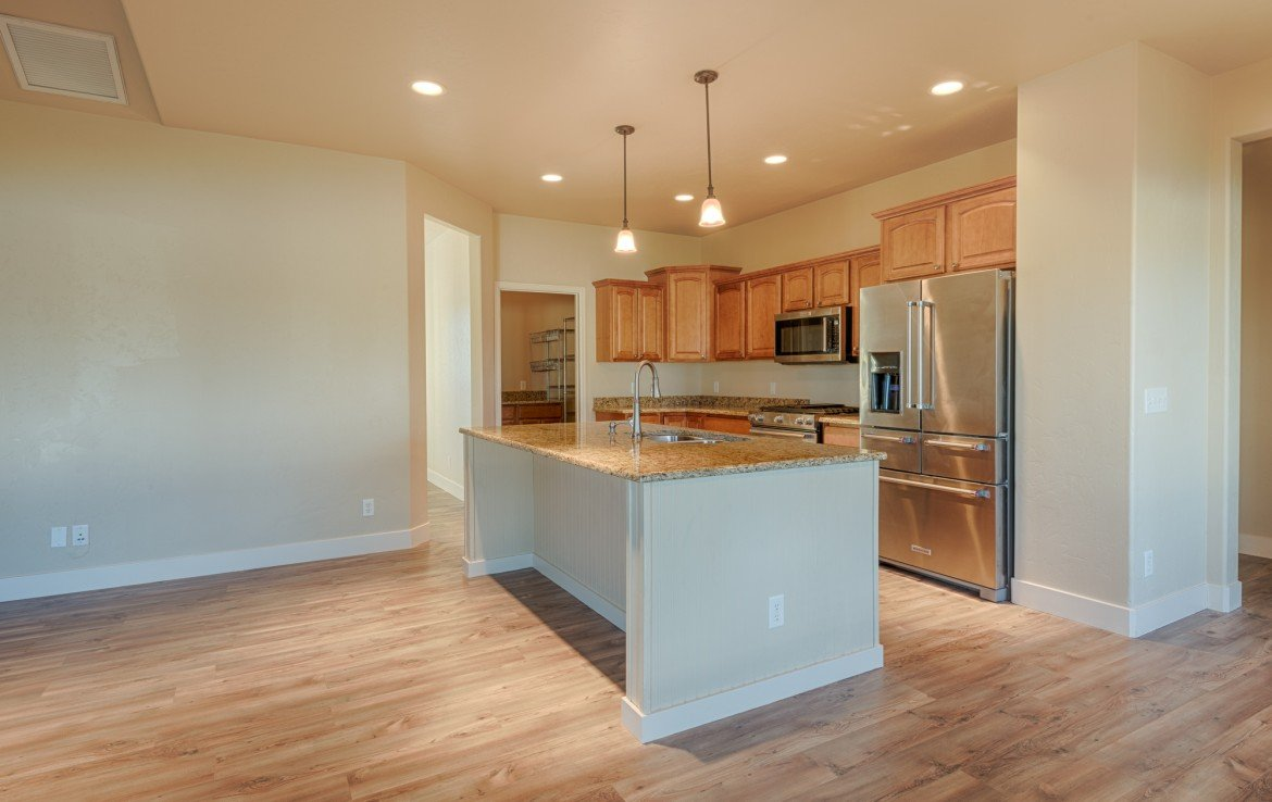 Remodeled Kitchen with Appliances Included - 1828 Senate St Montrose, CO 81401 - Atha Team Real Estate
