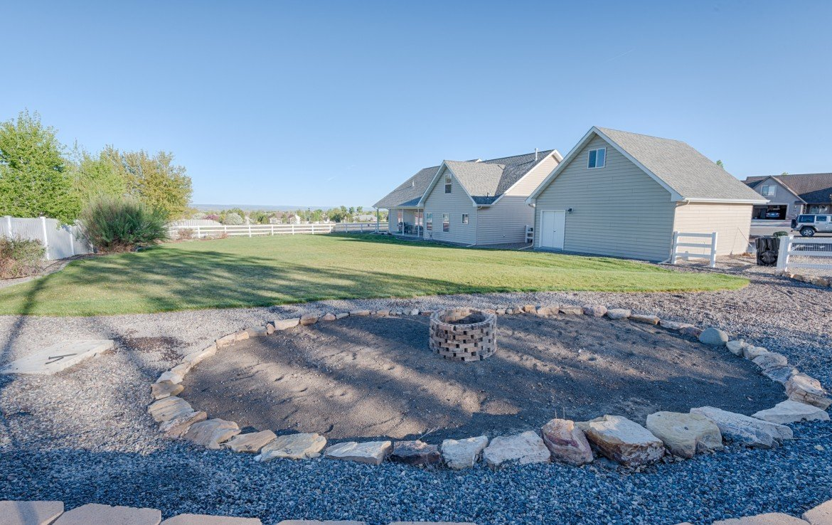 Property for Sale with Firepit - 1828 Senate St Montrose, CO 81401 - Atha Team Real Estate