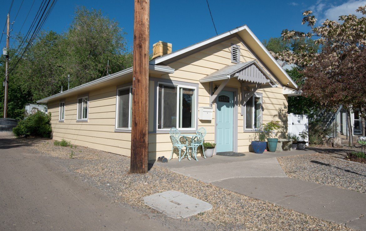Residential and Commercial Property for Sale on a Corner Lot - 21 N Junction Ave Montrose, CO 81401