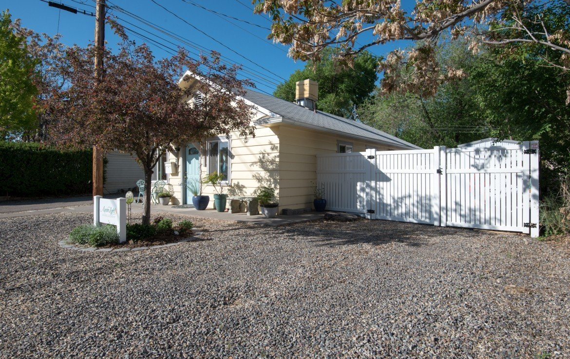 Residential and Commercial Property for Sale with RV Parking - 21 N Junction Ave Montrose, CO 81401