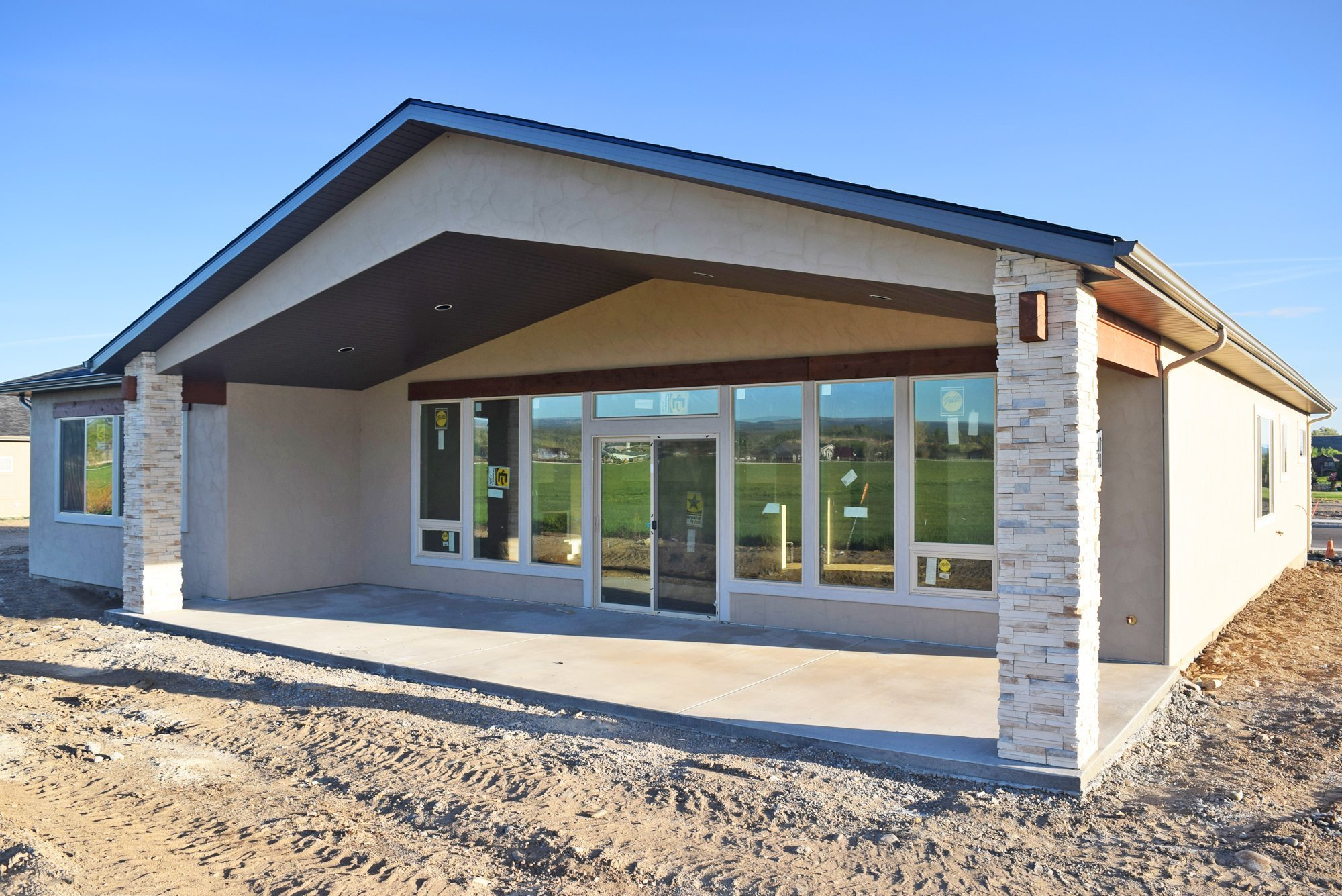 New Construction Cobble Creek Lock Leave Home 926 San