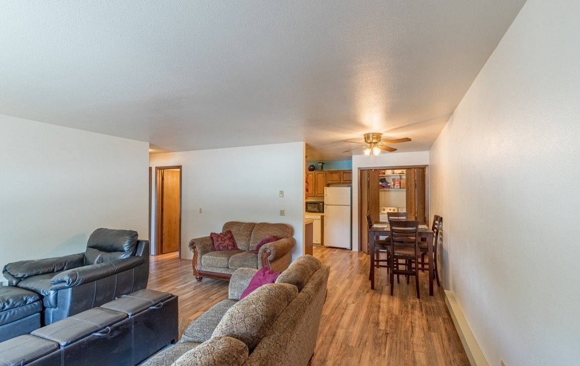 Cozy Living Area- 535 S 11th St, Montrose, CO 81401 - For Sale – Atha Team Real Estate