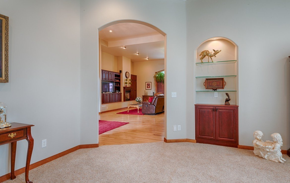 Office to Living Area - 555 Collins Way Montrose, CO. 81403 - Atha Team at Keller Williams