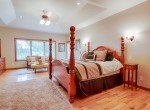 Master Bedroom with High Ceilings - 555 Collins Way Montrose, CO. 81403 - Atha Team at Keller Williams