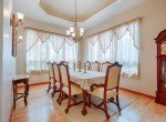 Formal Dining Room - 555 Collins Way Montrose, CO. 81403 - Atha Team at Keller Williams