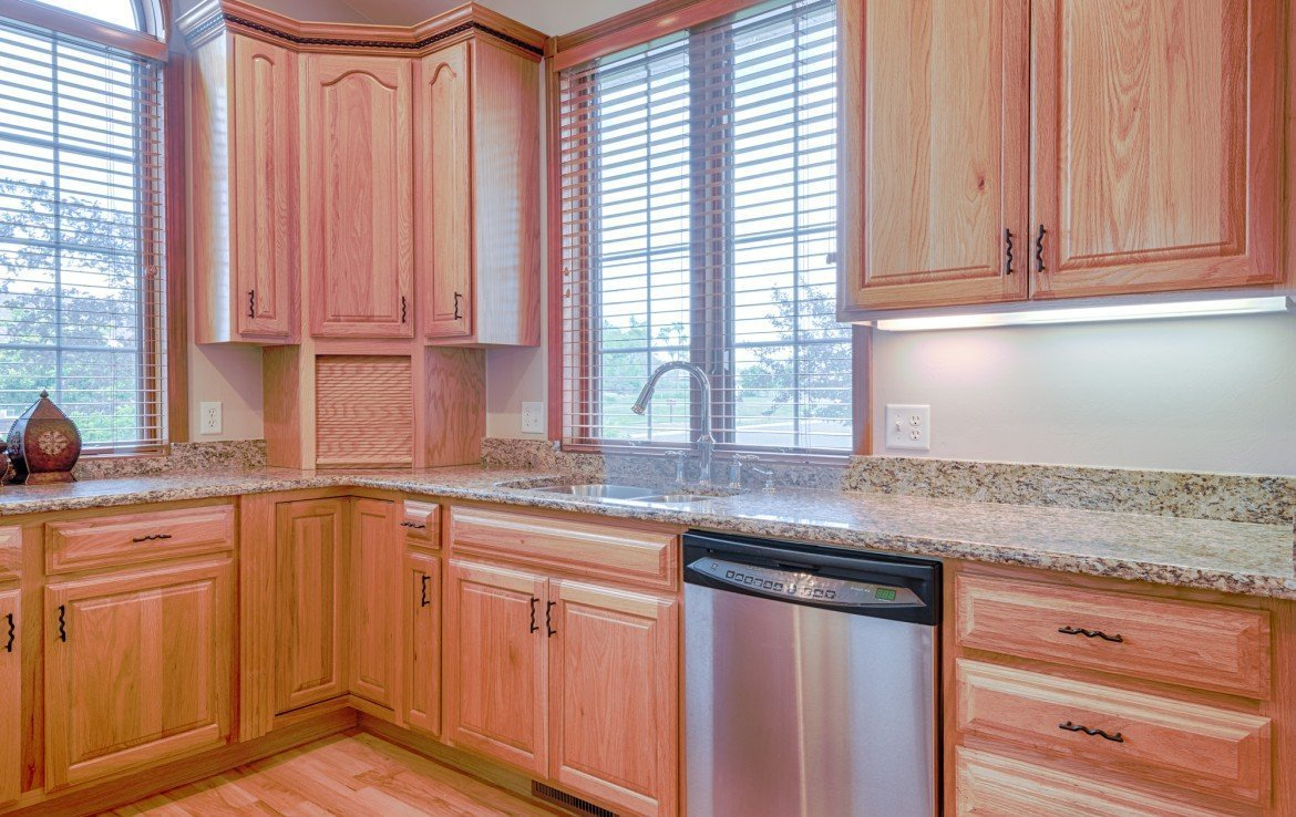 Kitchen with Windows and Natural Light - 555 Collins Way Montrose, CO. 81403 - Atha Team at Keller Williams