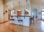 Kitchen Bar Seating - 555 Collins Way Montrose, CO. 81403 - Atha Team at Keller Williams
