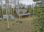 Off-Grid Cabin with Acreage for Sale - 58002 Elk Dr Montrose, CO 81403 - Atha Team Realty
