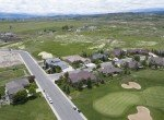 Aerial View of Cobble Creek Golf Property - 555 Collins Way Montrose, CO. 81403 - Atha Team at Keller Williams
