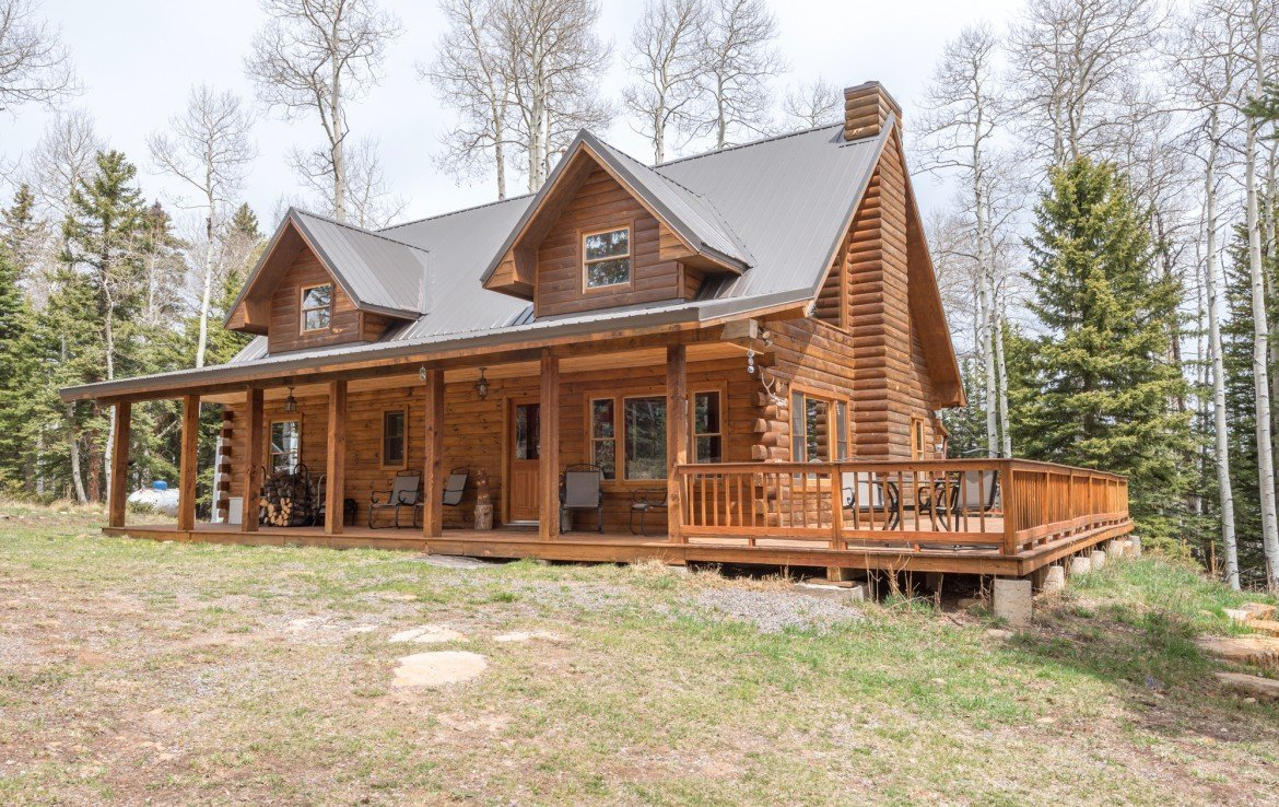 Off Grid Cabin with Mountain Views - 58002 Elk Dr Montrose, CO 81403 - Atha Team Realty