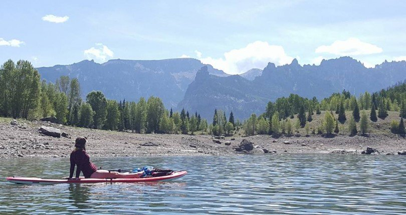 Best Rafting/Stand Up Paddleboarding in Colorado
