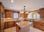 Kitchen with Granite Counters - 21561 Government Springs Rd Montrose, CO - Atha Team Realty