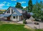 Home for Sale on 2 Irrigated Acres with Firepit - 21561 Government Springs Rd Montrose, CO - Atha Team Realty