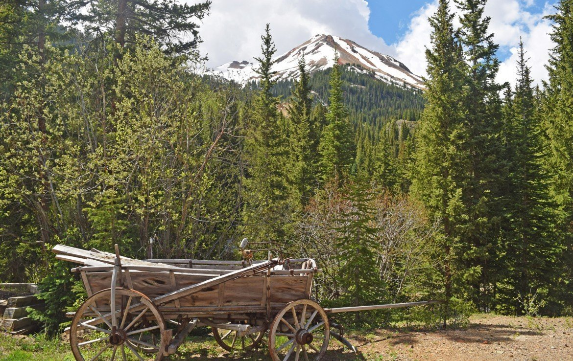 Ouray Colorado Property for Sale - 477 County Road 31 Ouray, CO 81427 - Atha Team Real Estate