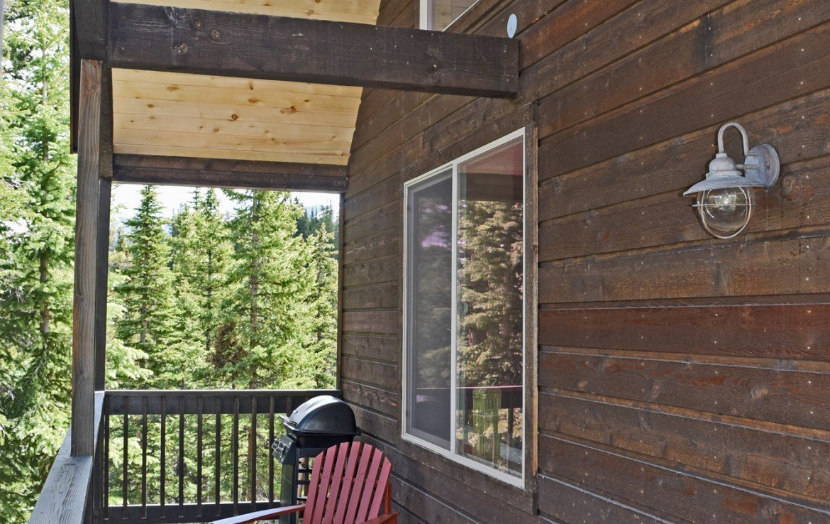 Cabin Deck with Views - 477 County Road 31 Ouray, CO 81427 - Atha Team Real Estate