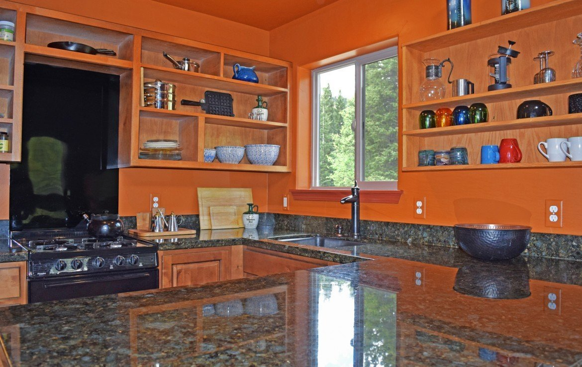 Cabin with Full Kitchen Views - 477 County Road 31 Ouray, CO 81427 - Atha Team Real Estate