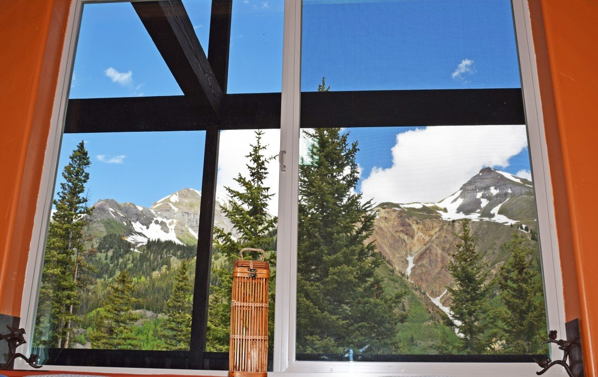 Cabin with Mountain Views - 477 County Road 31 Ouray, CO 81427 - Atha Team Real Estate