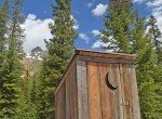 Ouray Cabin with Outhouse - 477 County Road 31 Ouray, CO 81427 - Atha Team Real Estate
