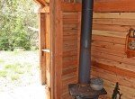 Ouray Cabin with Bathhouse and Wood Stove- 477 County Road 31 Ouray, CO 81427 - Atha Team Real Estate