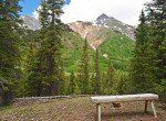 Furnished Cabin with Views - 477 County Road 31 Ouray, CO 81427 - Atha Team Real Estate