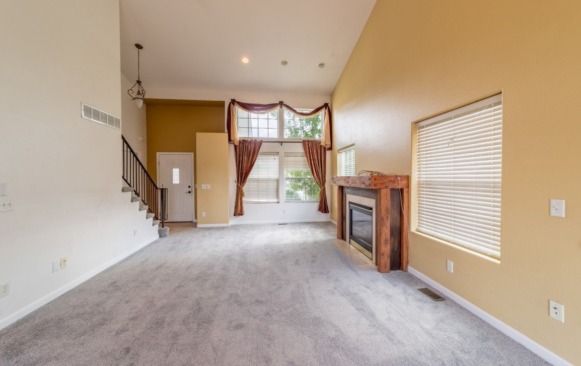 Living Room with Carpeting and Canned Lighting - 2051 Cherry St Montrose, CO - Atha Team Real Estate Agents