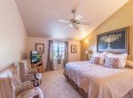 Upstairs Master Bedroom - 3208 Silver Fox Dr Montrose CO 81401 - Atha Team at Keller Williams
