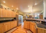 Kitchen with Stainless Steel Appliances - 3208 Silver Fox Dr Montrose CO 81401 - Atha Team at Keller Williams