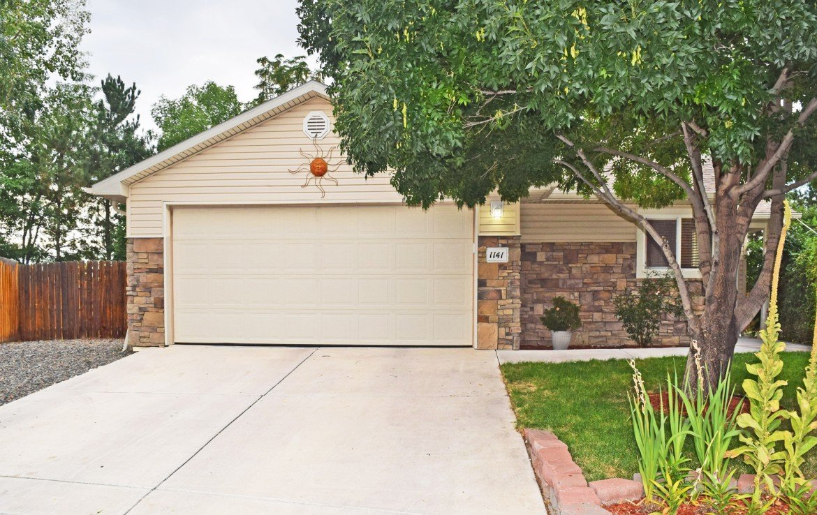 3 Bedroom 2 Bath Home - 1141 Anthracite Creek Ave Montrose CO 81401 - Atha Team Real Estate House for Sale
