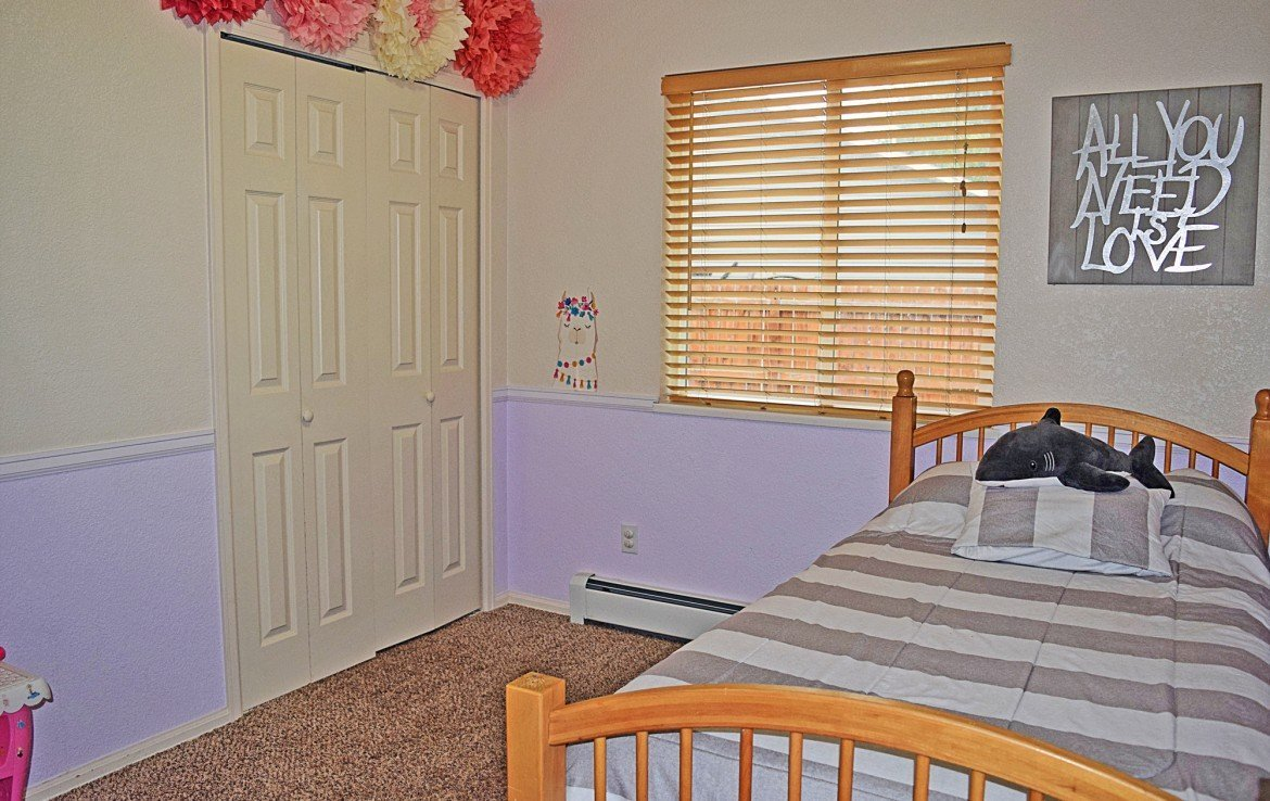 3rd Bedroom with Carpet - 1141 Anthracite Creek Ave Montrose CO 81401 - Atha Team Real Estate