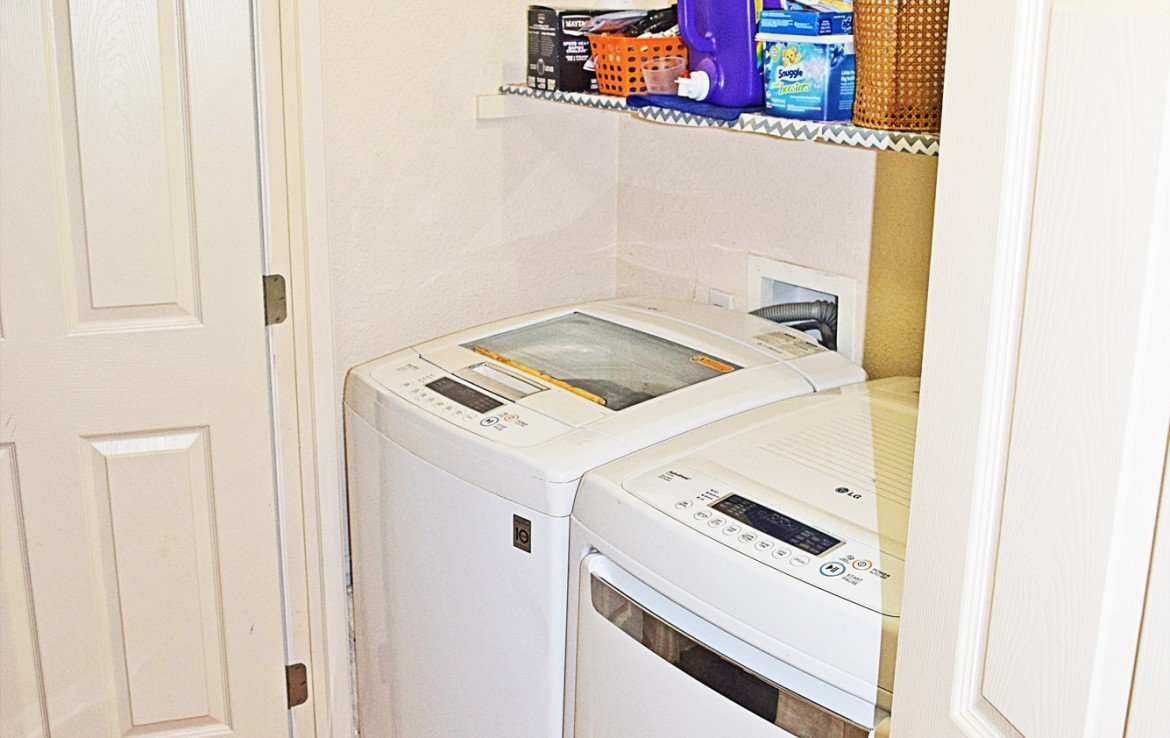 Laundry Closet - 1141 Anthracite Creek Ave Montrose CO 81401 - Atha Team Real Estate