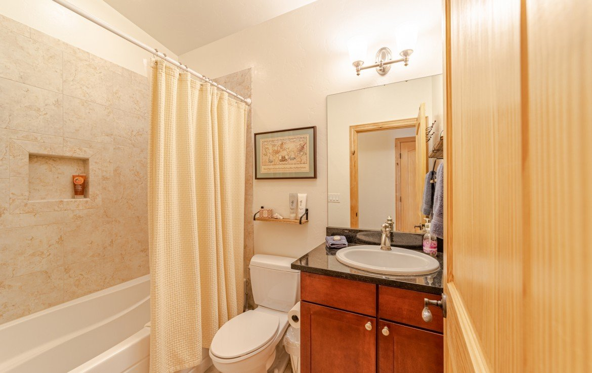 Full Bathroom - 181 S. Lena St #D Ridgway, CO 81432 - Atha Team Colorado Real Estate