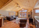 Living Room with Mountain Views - 181 S. Lena St #D Ridgway, CO 81432 - Atha Team Colorado Real Estate
